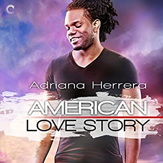 American Love Story audiobook cover art