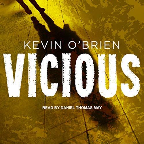 Vicious audiobook cover art