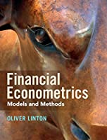 Financial Econometrics: Models and Methods Front Cover