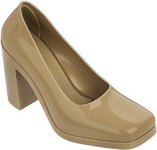 MELISSA Womens Shift Mary Jane Pump Heel PVC