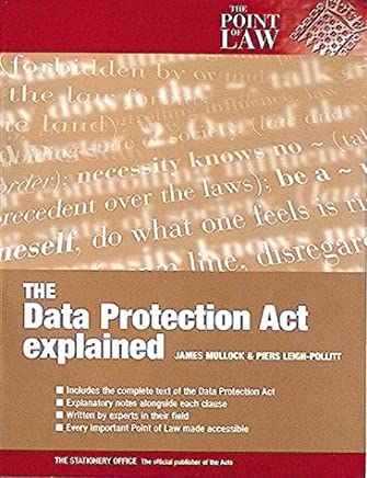 The 1998 Data Protection Act Explained