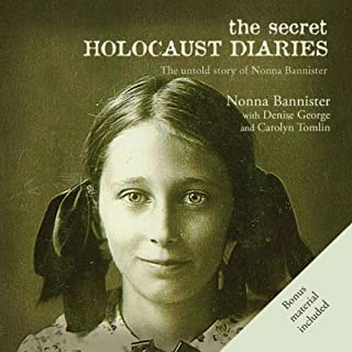 The Secret Holocaust Diaries cover art