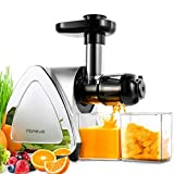 Best Wheatgrass Juicers - Homever Juicer Machines, Slow Masticating Juicer, Cold Press Review