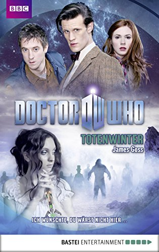 Doctor Who - Totenwinter (Doctor Who Romane 2) (German Edition ...