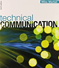 Technical Communication 10e & Handbook of Technical Writing 10e 10th edition by Markel, Mike, Alred, Gerald J., Brusaw, Charles T., Oliu, Wa (2012) Paperback