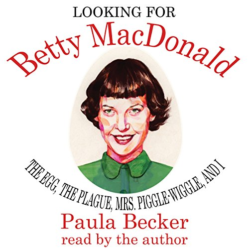 Looking for Betty MacDonald audiobook cover art