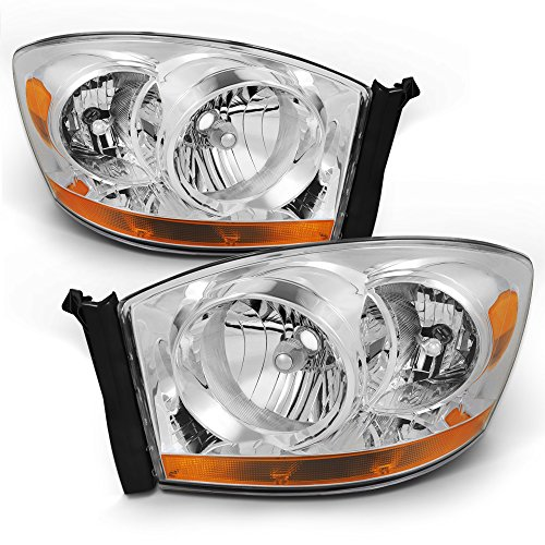 07 dodge ram headlight assembly - 8
