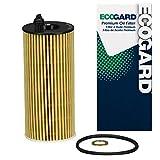 ECOGARD X10569 Premium Cartridge Engine Oil Filter for Conventional Oil Fits BMW X3 2018-2020, 330i xDrive 2017-2019, 330i 2017-2019, 430i 2017-2020, 530i xDrive 2017-2019, 430i Gran Coupe 2017-2020