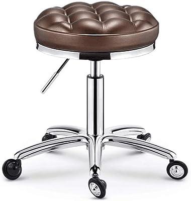 Outstanding Amazon Com Rmjai Swivel Chair Beauty Roller Stool Forskolin Free Trial Chair Design Images Forskolin Free Trialorg
