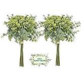 Anna Homey Decor Künstliche Baby Breath Blumen in Bulk Künstliche Pflanzen Gypsophila mit Silber...