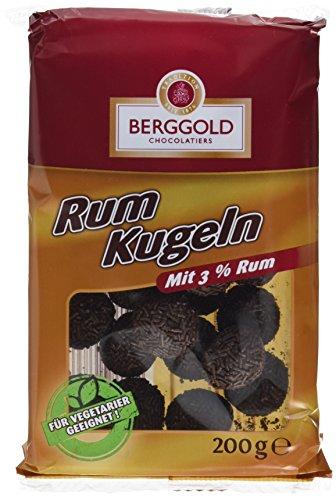 Berggold Rumkugel, 20er Pack (20 x 200 g)