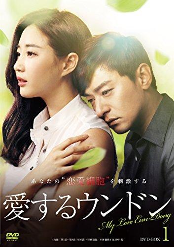愛するウンドン DVD-BOX1