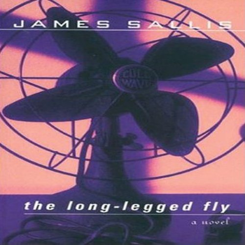 The Long-Legged Fly audiobook cover art