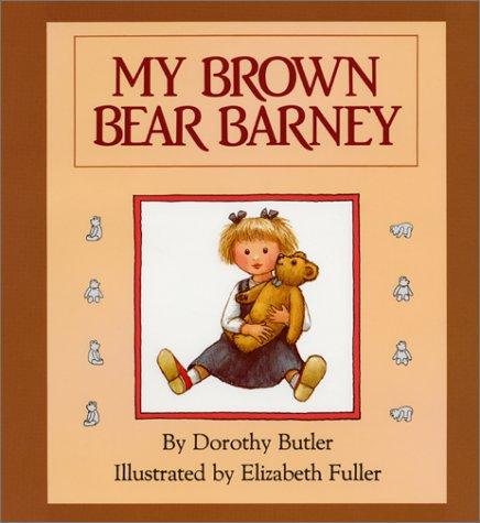 My Brown Bear Barneyの詳細を見る