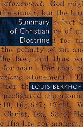 Summary of Christian Doctrine (English Edition)