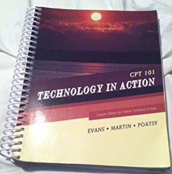 Unknown Binding Technology in Action (Custom Edition for Trident Technical College) Book