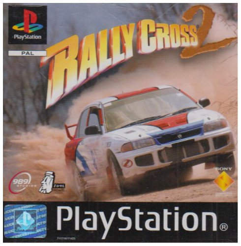 Playstation 1 - Rally Cross 2