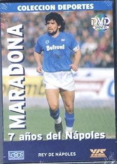 ARGENTINA SOCCER DVD IVE SEEN MARADONA FACTORY SEALED