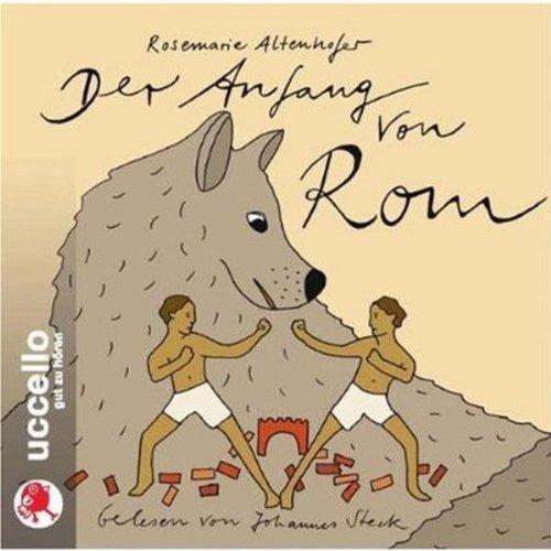Der Anfang von Rom cover art