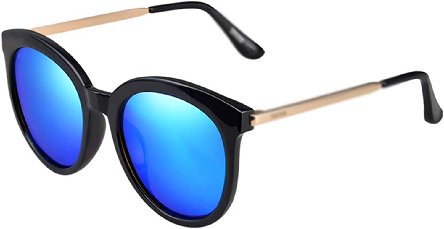 XF Sunglasses Sunglasses  Polarized, UVResistant, Round Frame, Fashion Trend, Ladies Driving Shopping Street Shooting, Outdoor Activities, 4 colors to Choose from Sunglasses & Eyewear