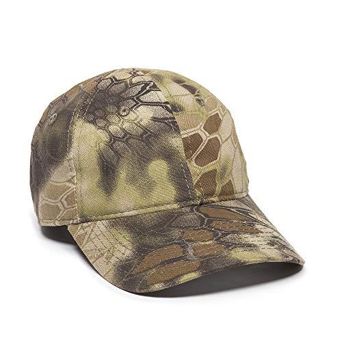 Kryptek Tonal Side American Flag Cap, Kryptek Highlander Camo