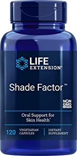Life Extension Shade Factor Vegetarian Capsules, 120 Count