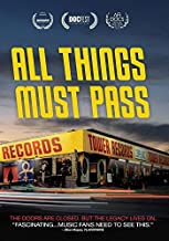 All Things Must Pass: The Rise and Fall of Tower Records by Elton John