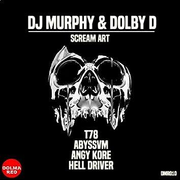 Scream Art