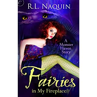 Fairies in My Fireplace audiobook cover art
