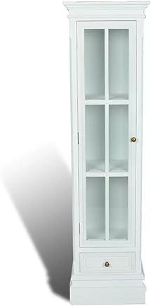 Amazon.es: librerias con puertas - Muebles: Hogar y cocina
