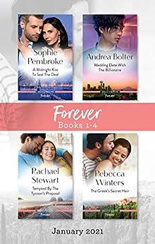 Forever Box Set Jan 2021 (Cinderellas in the Spotlight) by [Rebecca Winters, Sophie Pembroke, Andrea Bolter, Rachael Stewart]