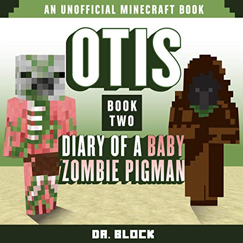 Otis: Diary of a Baby Zombie Pigman, Book 2 cover art