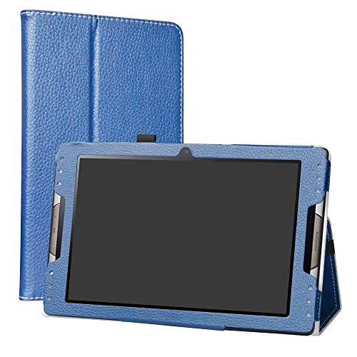 Acer Iconia Tab 10 A3-A50 hülle,LiuShan Folding PU Leder Tasche Hülle Hülle mit Ständer für 10.1