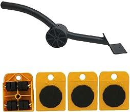cdzhouji Ladderlift Mover Tool Set Furniture Lifting Wielen Met Heavy Moving Sliders Voor Banken Banken Koelkasten Orange ...