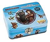 Nelson Mini-Bücher: Meine Minibuch-Truhe: Dreamworks Dragons: 5 tolle Bücher