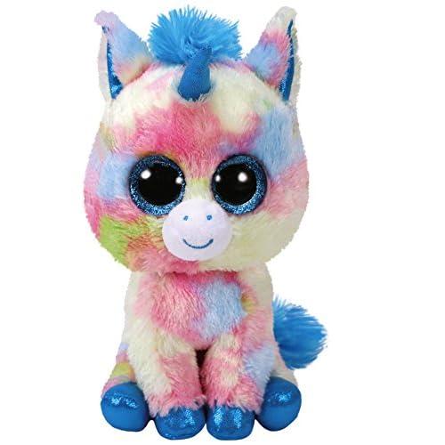661f4231b87 Ty Blitz Unicorn Beanie Boo 15cm
