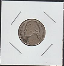 1945 D Jefferson Nickel Very Fine