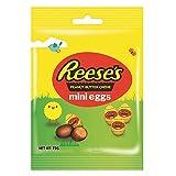 Reese's - Bolsa para huevos de mantequilla de maní (70 g x 20 unidades), caja completa
