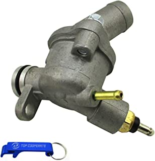 TC-Motor Water Pump Thermostat Assembly For 172mm CFmoto 250cc CF250 CN250 Scooter Moped ATV Quad Honda Kazuma Roketa Sunl Tank