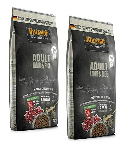 Belcando Adult Lamb & Rice 2 x 12,5 kg Sensitive Ernährung Lamm & Reis