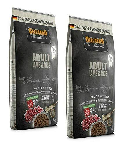 Belcando Adult Lamb & Rice 2 x 12,5 kg Sensitive Ernährung Lamm & Reis