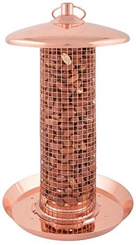 Esschert Design fb379 Système de Nourriture pour Nourriture en cuivre
