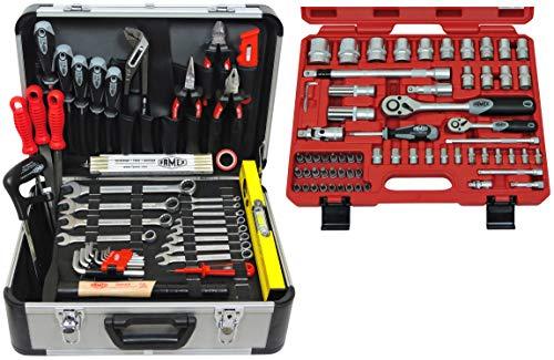 Famex 729-19 Werkzeugkoffer Komplettset...