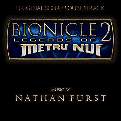 Bionicle 2: Legends of Metru-Nui (Original Score)