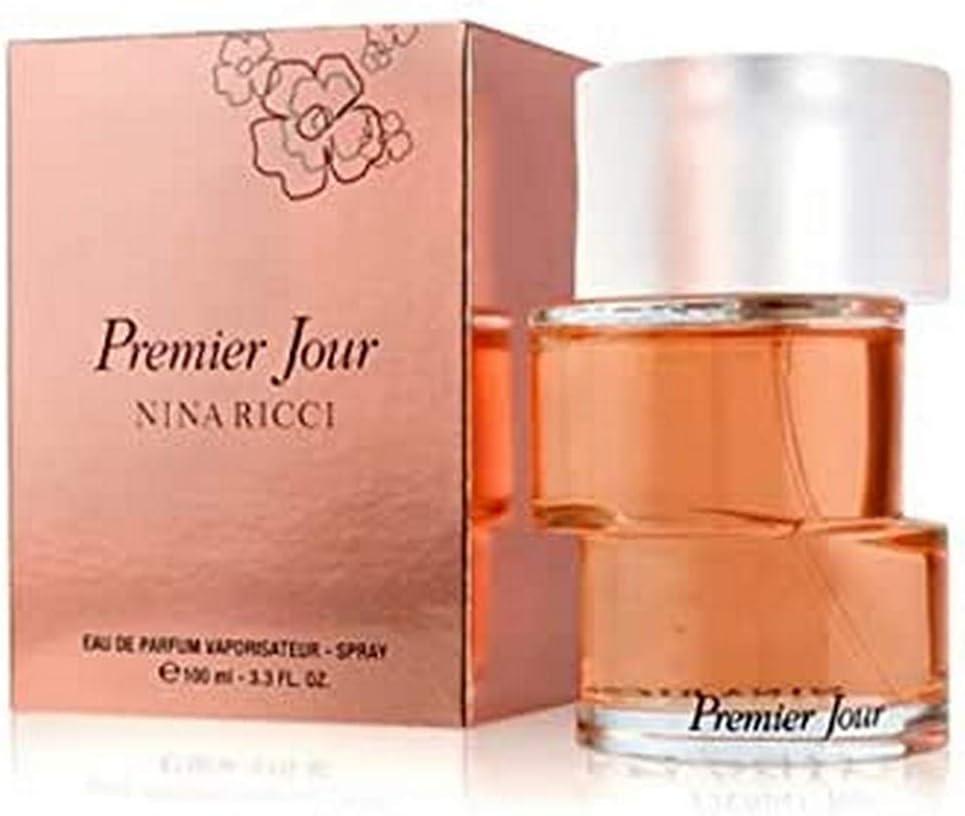 NINA RICCI Premier Jour Eau de Parfum For Women, 100 ml