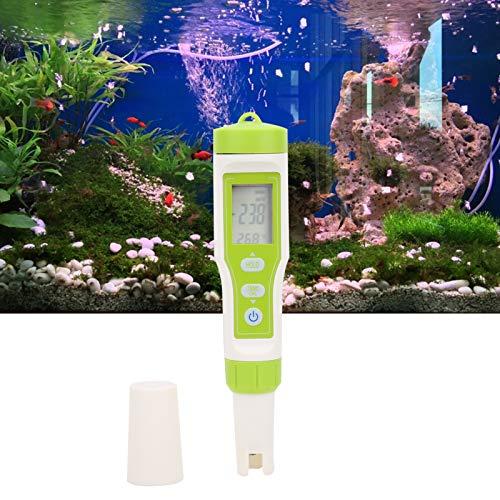 Wasserqualitätstester, tragbarer ORP-Leitfähigkeitstester, -1200-1200MV Messbereich, für Aquarien, Schwimmbäder, Hydroponik usw.