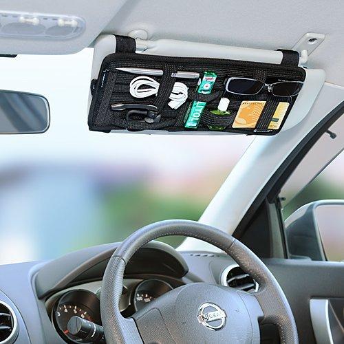 Multifonction de range voiture Sac de Rangement Coffre / Organisateur De Sac / Organiseur De Sac A Main / voiture pare soleil / véhicule accessoires