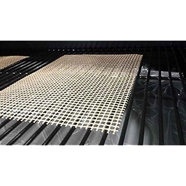 Frogmats Non Stick Grill Mat - Many Sizes (Combo (9 x13  & 10 x13 ))