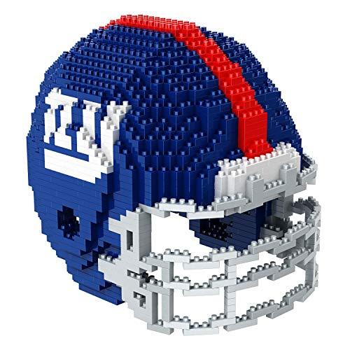 New York Giants 3D Helmet BRXLZ Puzzle