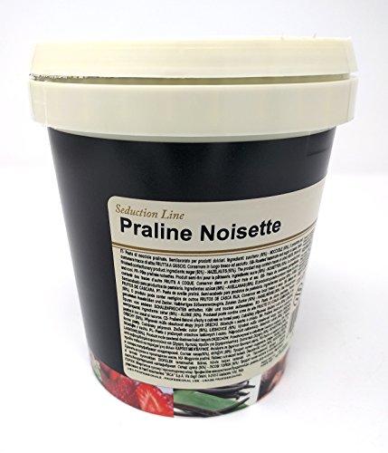 Irca 'Praliné Haselnuss' - Haselnusspraline Paste 1kg